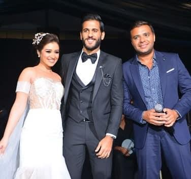 زفاف مروان محسن