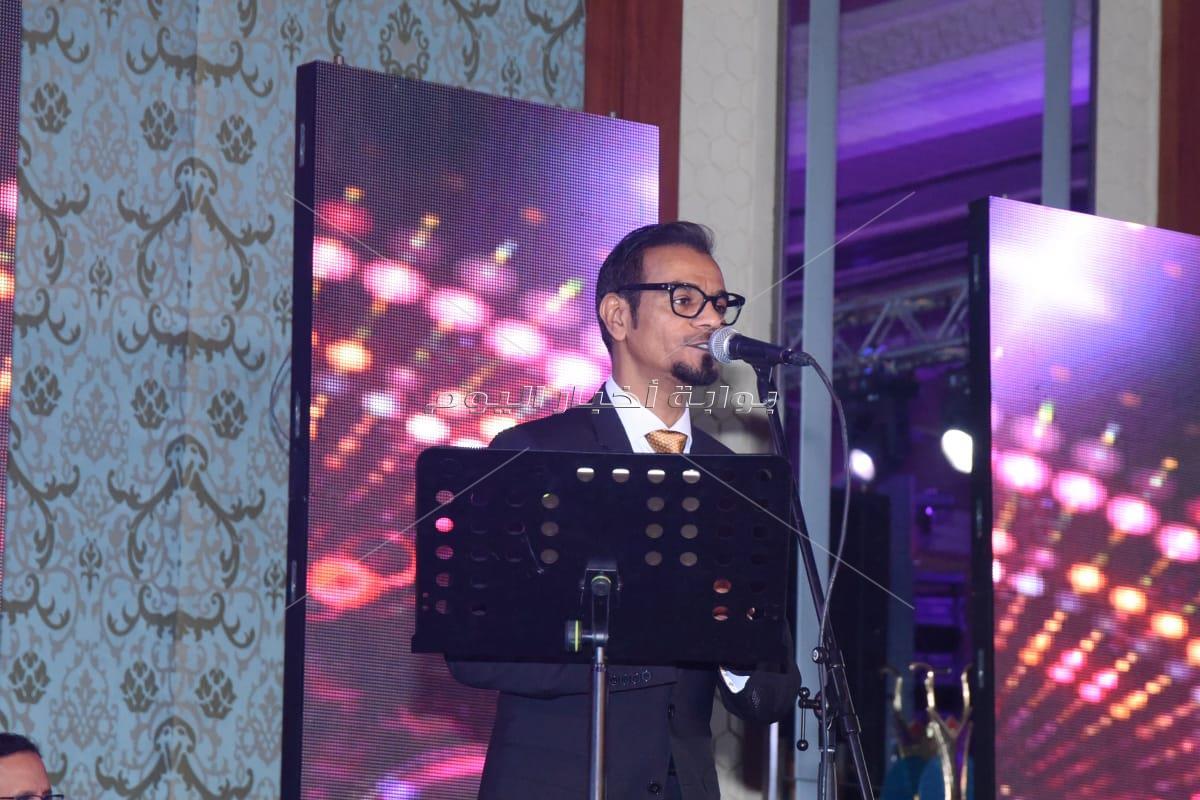رابح صقر في حفل الصيف بالقاهرة
