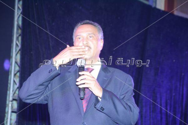 محمد عبده في حفل «كامل العدد» بالقاهرة