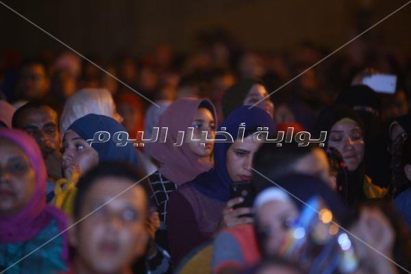 سما سليمان تتألق في سادس ليالي مهرجان القلعة