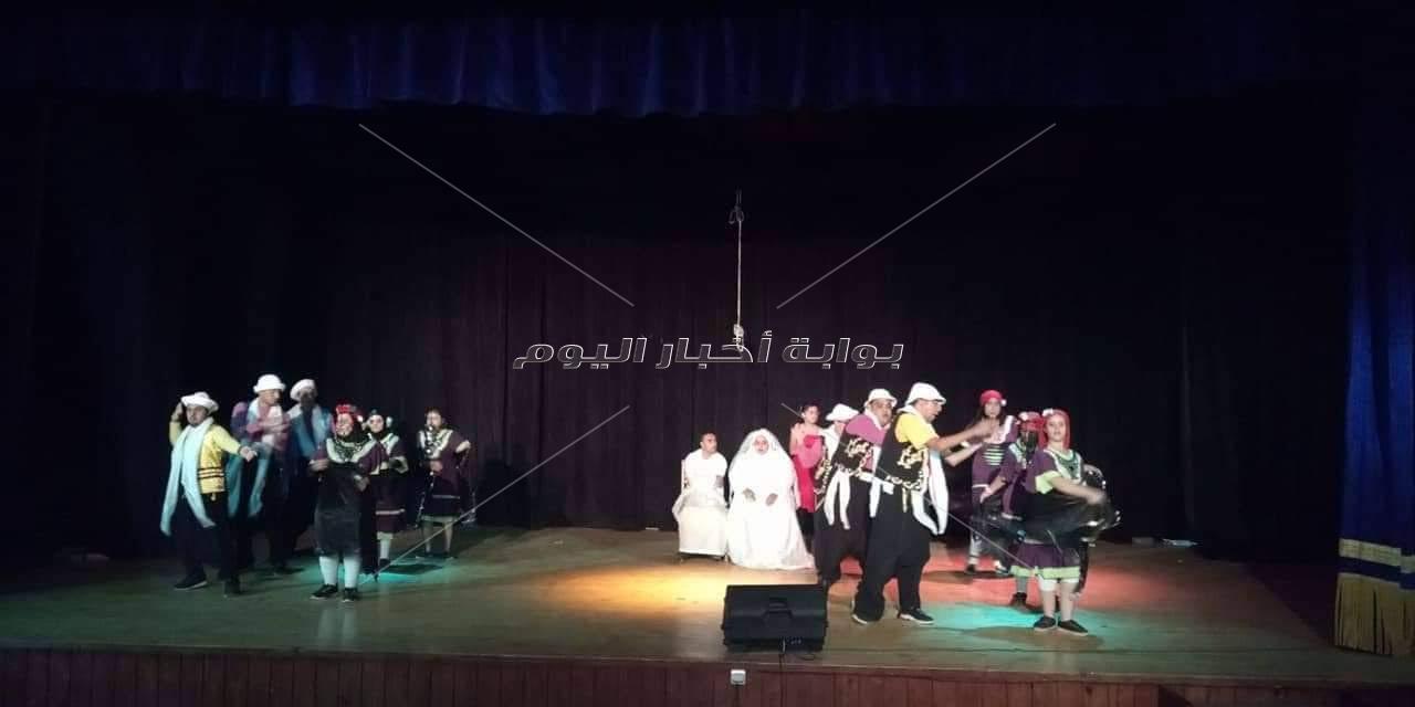 صور| ثقافة الإسكندرية تحتفل بالعام الهجري الجديد