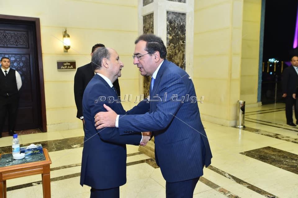 عزاء والد وزير الصناعة د.عمرو نصار