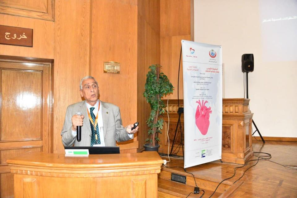 ورشة عمل عن تطوير إجراء القساطر القلبية