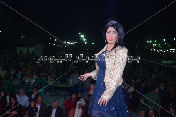 حفل كارين نوالي بنادي الإعلاميين