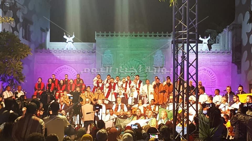 انطلاق ملتقى الأديان
