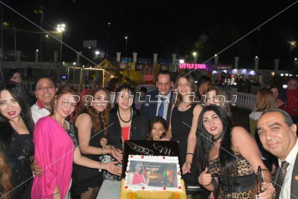 نجوم الفن والمجتمع يحتفلون بعيد ميلاد «سها وردينا»