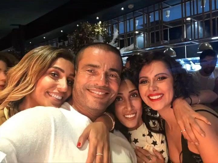 النجوم يحتفلون بعيد ميلاد عمرو دياب