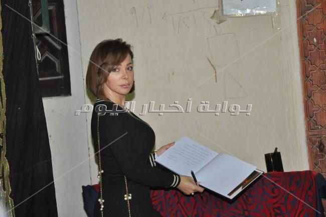 نجوم الفن في عزاء المخرج التونسي شوقي الماجيري