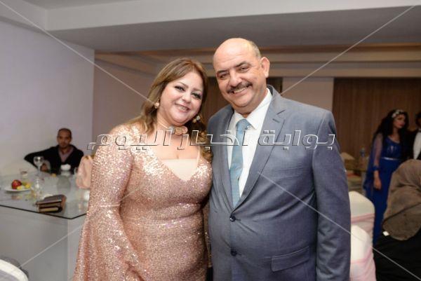 «الصغير وسمسم شهاب نجما الحفل».. رياضيون في زفاف إسلام أبو المجد