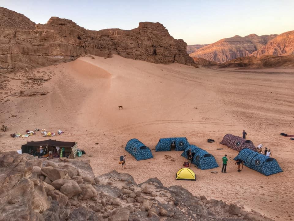 32  سائح دنماركي بين جمال الطبيعة و الاسترخاء في جنوب سيناء