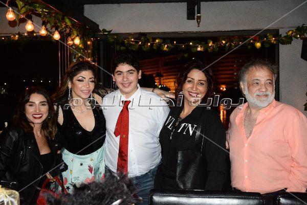 نجوم الفن والمشاهير يحتفلون بعيد ميلاد داليا مطر