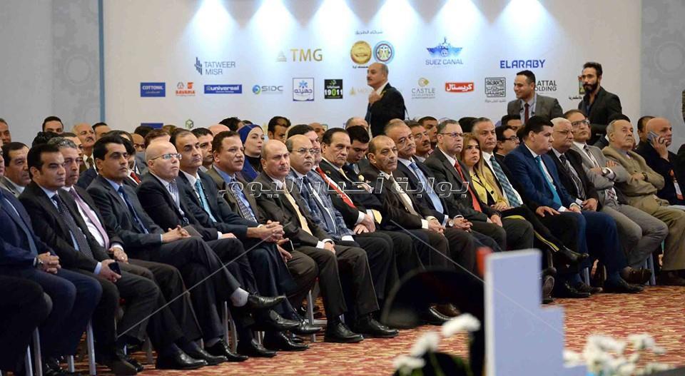 20 صورة ترصد فعاليات اليوم الأول لمؤتمر اخبار اليوم الاقتصادي