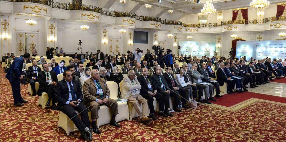جلسة «التصنيع.. المشكلات والحلول» بمؤتمر أخبار اليوم الاقتصادي السادس