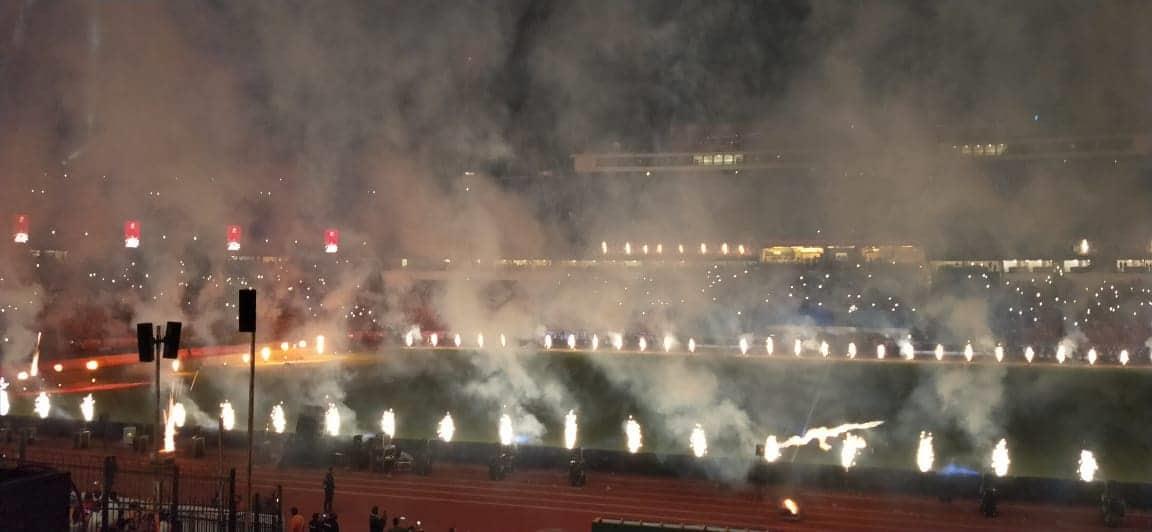 حفل الأفتتاح كأس الأمم الافريقية