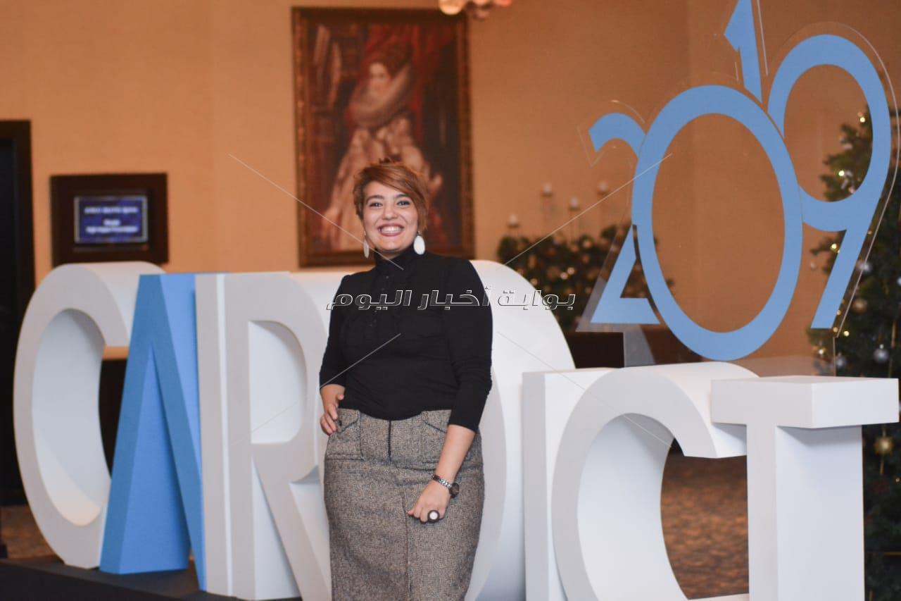 حميد الشاعرى يتألق في حفل معرض «cairo ict»