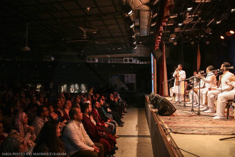 «وصلة سماع» تحتفل بمرور 5 أعوام على تأسيسها بمسرح ساقية الصاوي