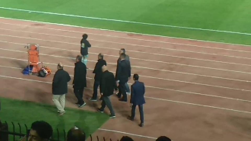 مباراة الأهلي والهلال السوداني في دوري أبطال إفريقيا