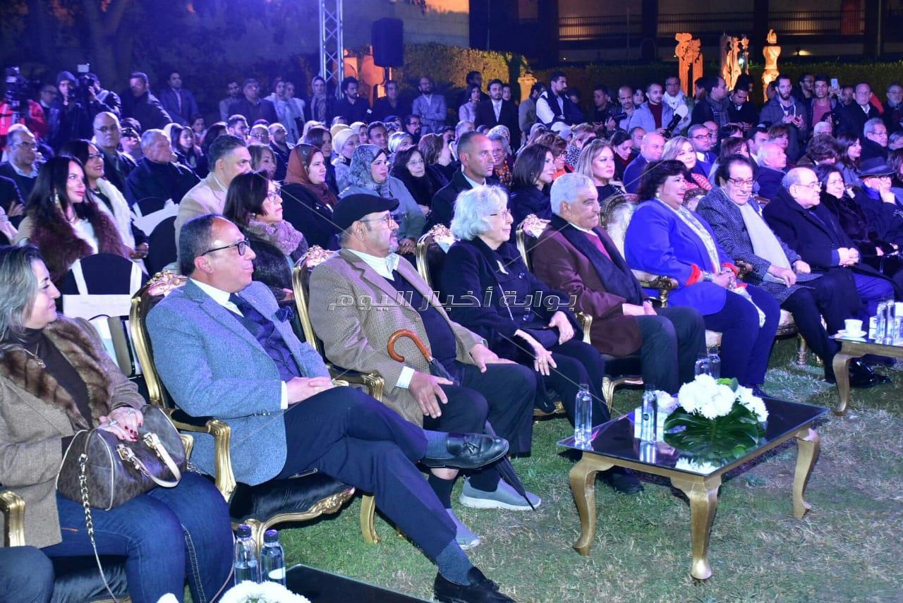 وزيرة الثقافة تشهد حفل توزيع جوائز مسابقة مؤسسة فاروق حسني