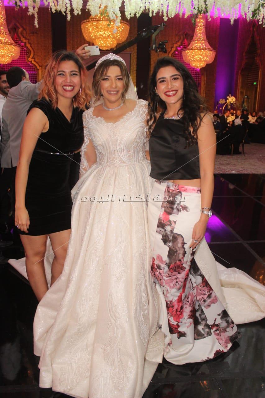 الليثي يحتفل بزفاف «محمود وسارة»