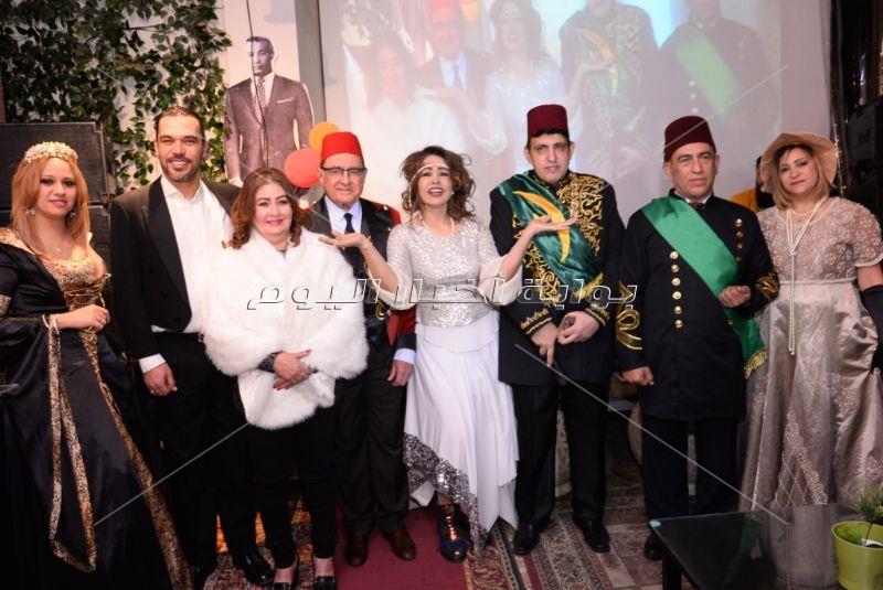 احتفالية تكريم نجوم برج الدلو من فناني الزمن الجميل