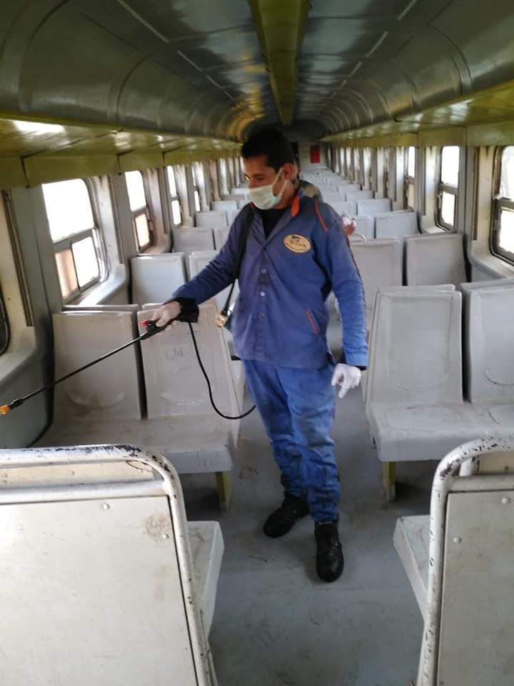 """بعد قرار """"الوزراء"""" بمنع التجمعات.. كيف يتعامل المترو والسكة الحديد مع """"كورونا"""""""