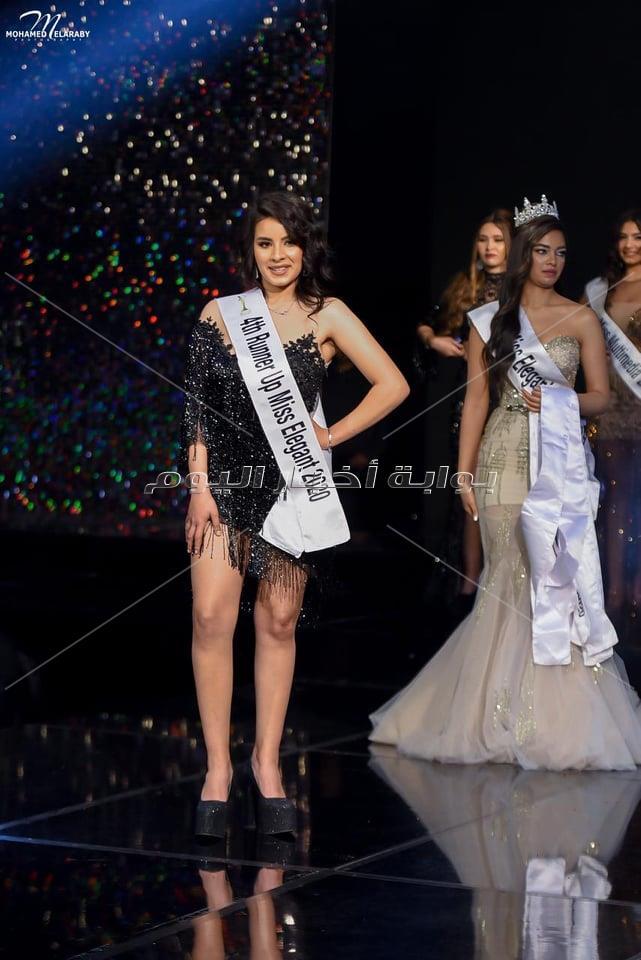 تتويج هيلانا بست?روس  بلقب ملكة الاناقة Miss elegant Egypt 2020