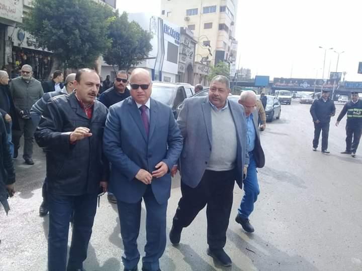 محافظ القاهرة يتفقد أحياء العاصمة ويتابع شفط مياه اليكم التفاصيل