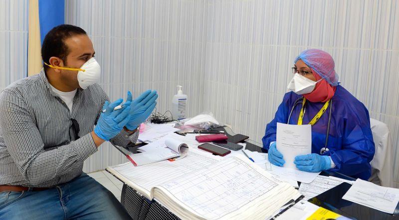 مستشفى حميات العباسية - تصوير جان نجاح