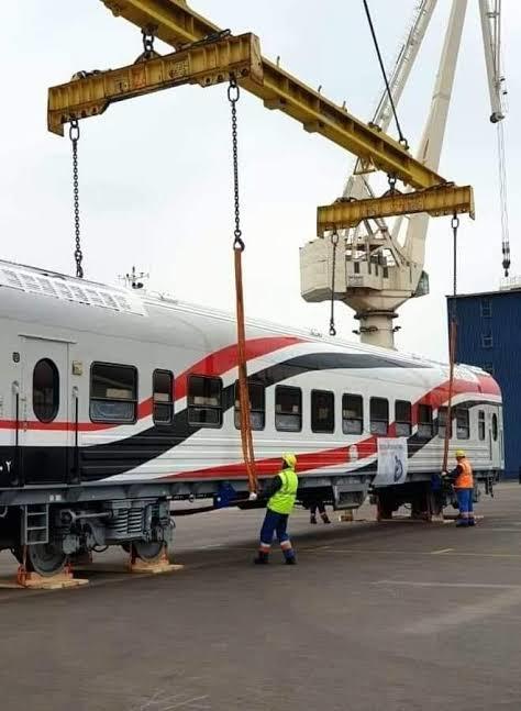حوار رئيس السكة الحديد