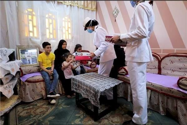 زفة بالدراجات وألعاب وهدايا.. 5 مشاهد ترصد احتفالات العيد رغم تحذيرات كورونا