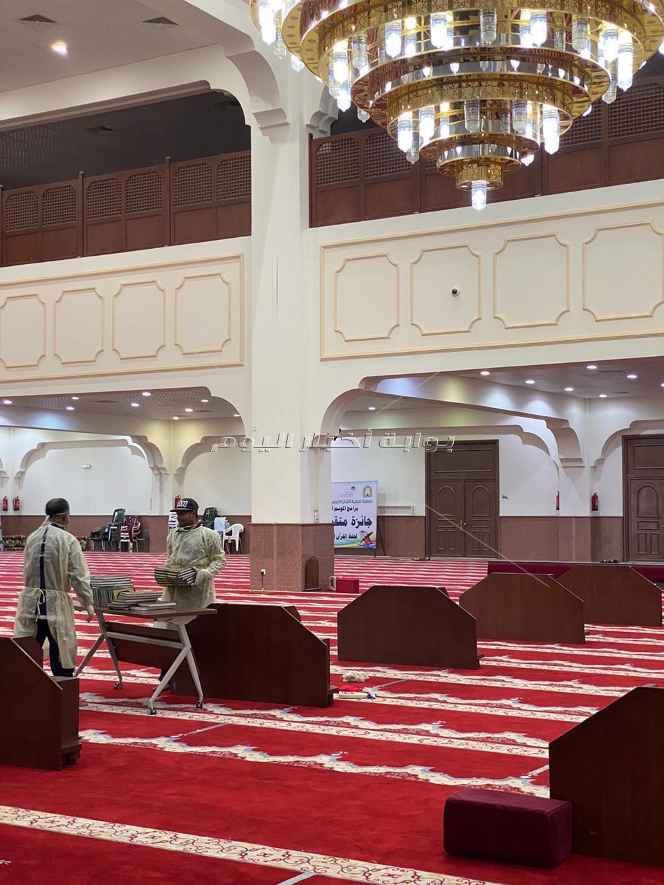 اللمسات الأخيرة للشؤون الإسلامية بالسعودية لفتح 90 ألف مسجد فجر الأحد القادم