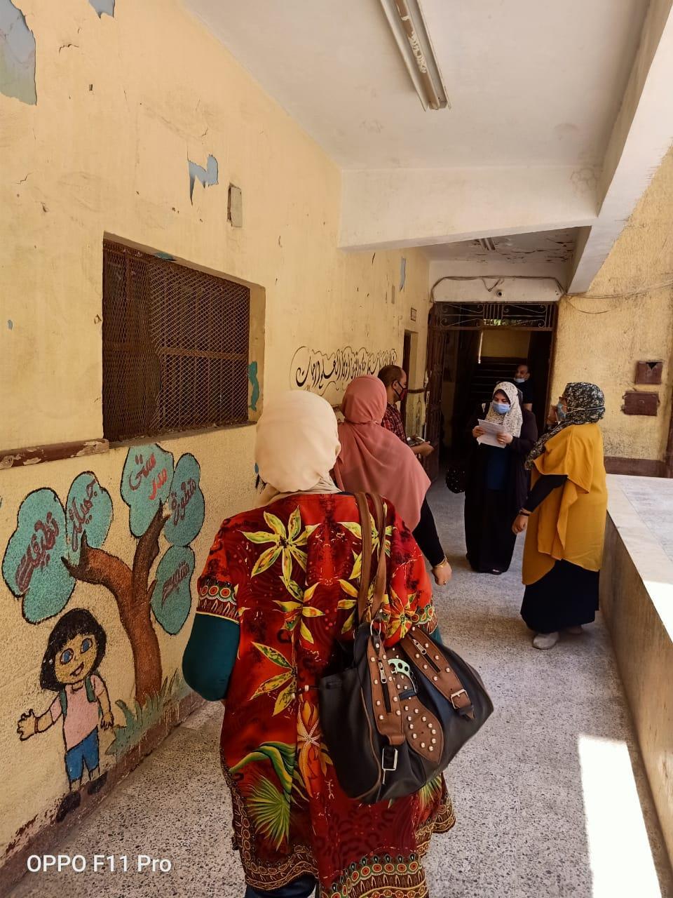 المراة المصرية تشارك في انتخابات مجلس الشيوخ 2020 بجميع محافظات الجمهورية