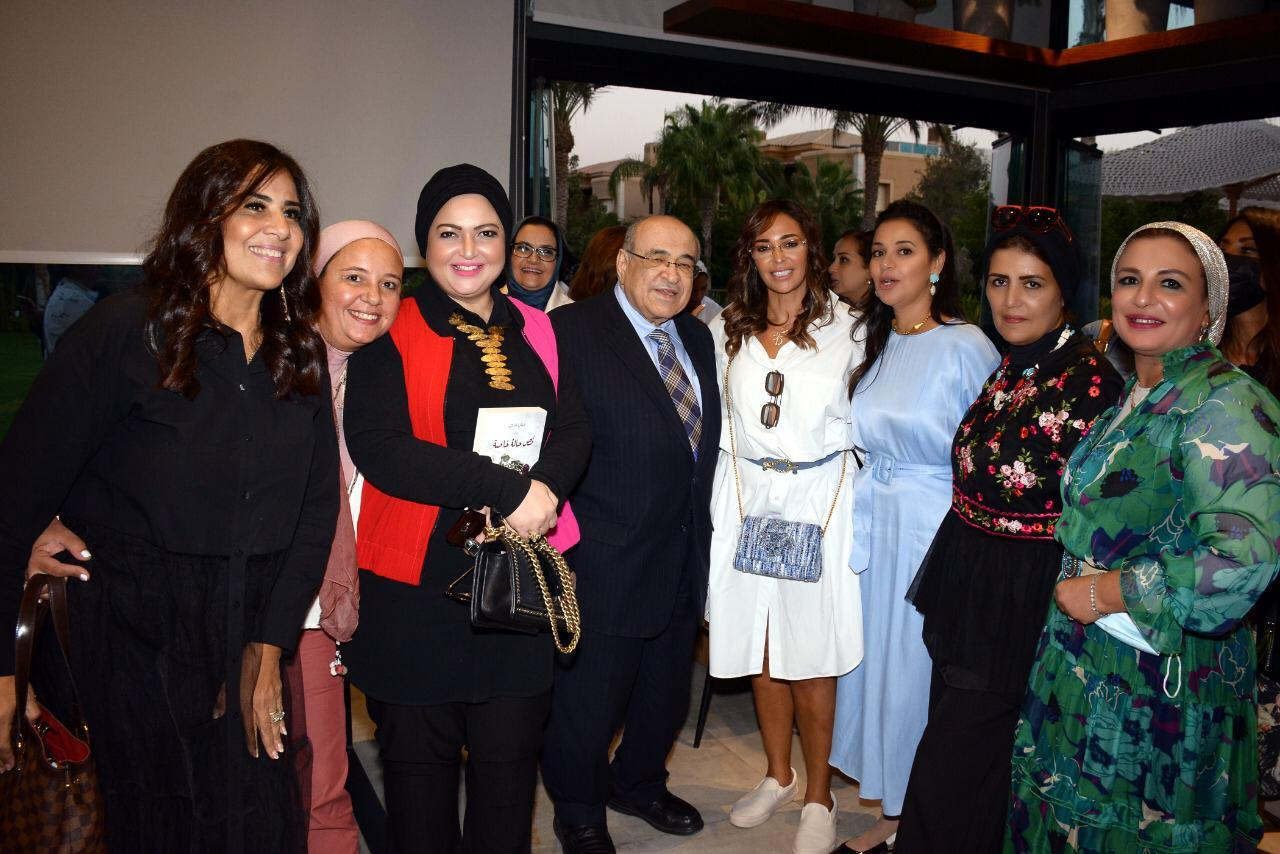 «الفقي» يتحدث عن رواية «نص حالة خاصة» بحضور داليا البحيري ونشوى مصطفى