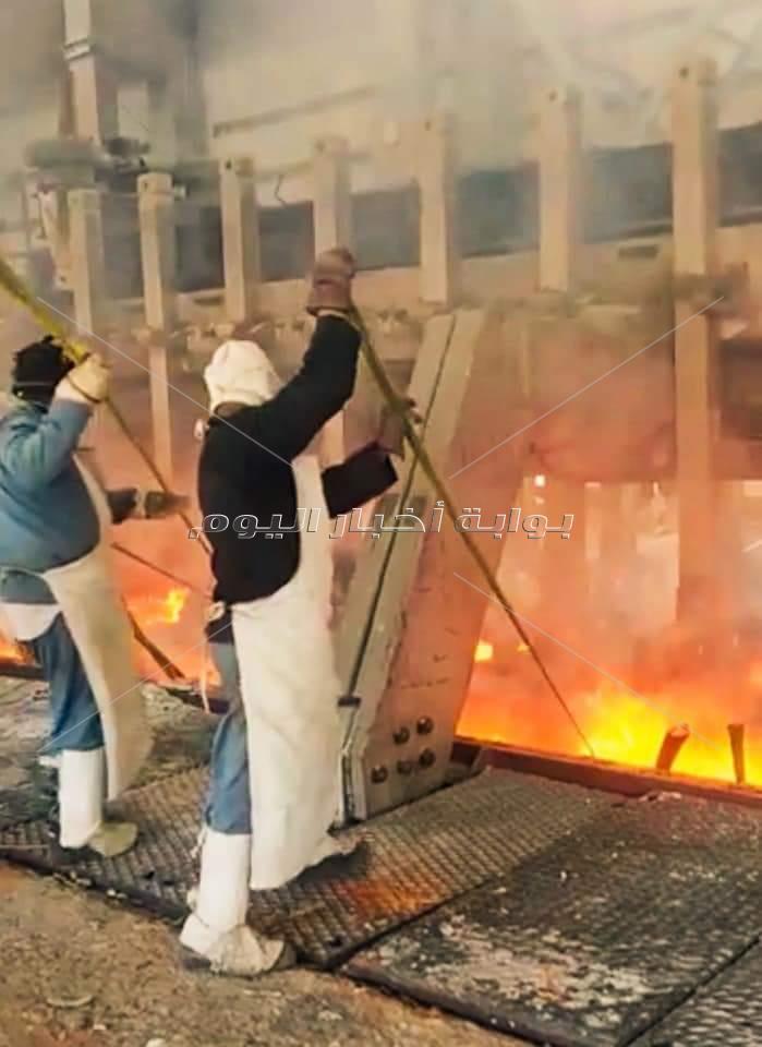 مصر للألومنيوم صرح يحارب الخسائر .. والكهرباء هي السر