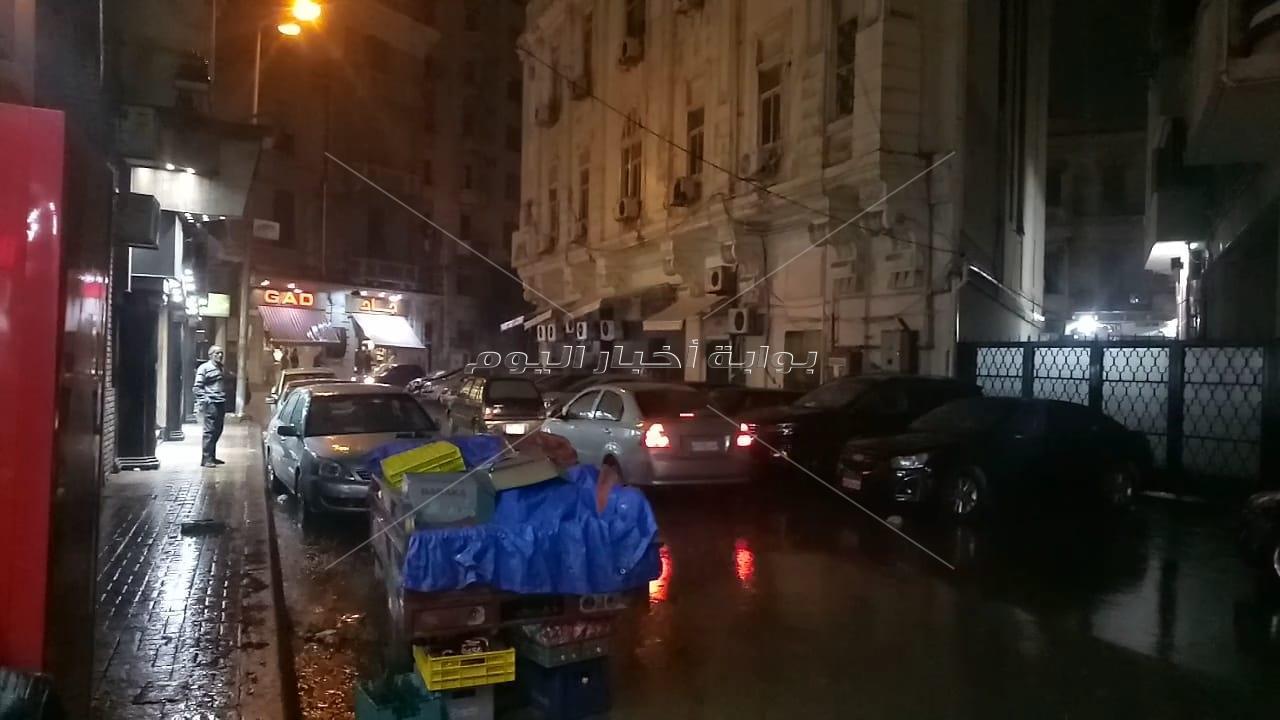 بسبب الأمطار.. تخفيف ضغوط مياه الشرب في الإسكندرية لمدة 3 أيام