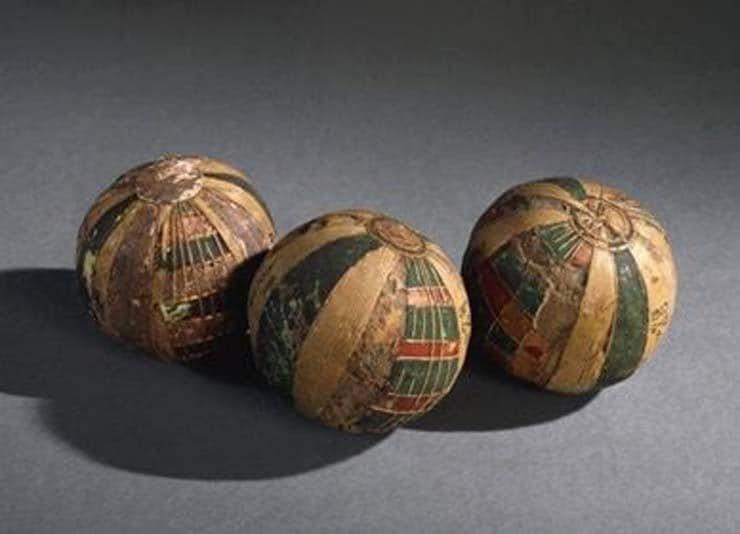 المصريون سبقوا اليونان والعالم فى الألعاب الرياضية