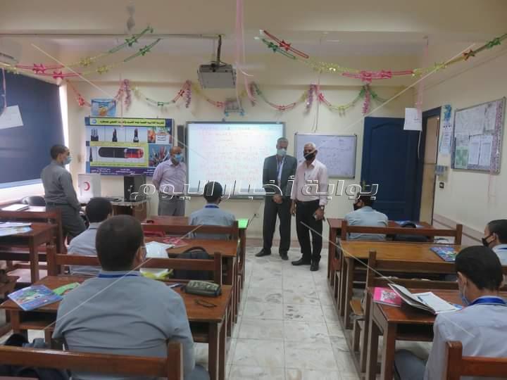مدرسة التعليم على معالجة المياه والصرف الصحي