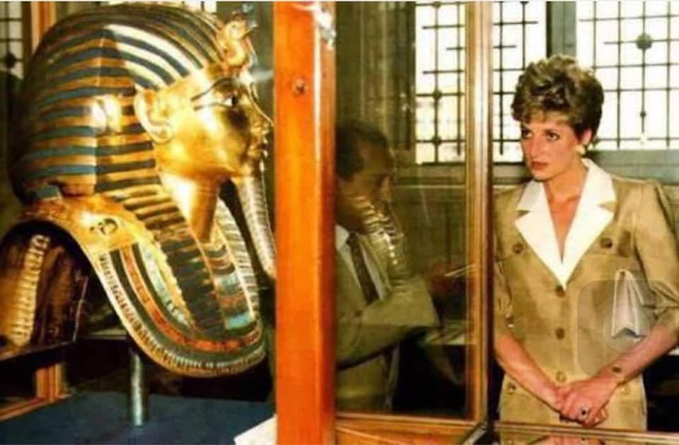 من هنا مرت الأميرة ديانا خلال زيارتها التاريخية لمصر.. صور