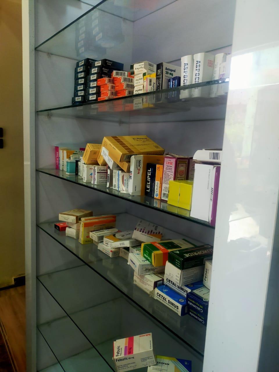 ضبط 6020 عبوة أدوية  بمكان غير مرخص بإحدى قرى الدقهلية