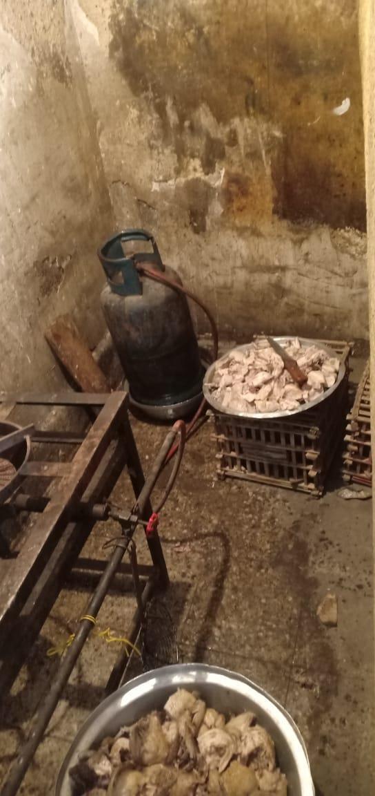 """كواليس """"طباخين الخير """" في إعداد وجبات الإفطار"""