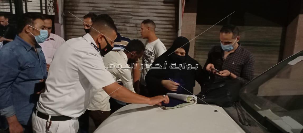 في أول أيام العيد .. رفع منظومة النظافة وحملات اشغالات وتوعية في الجيزة