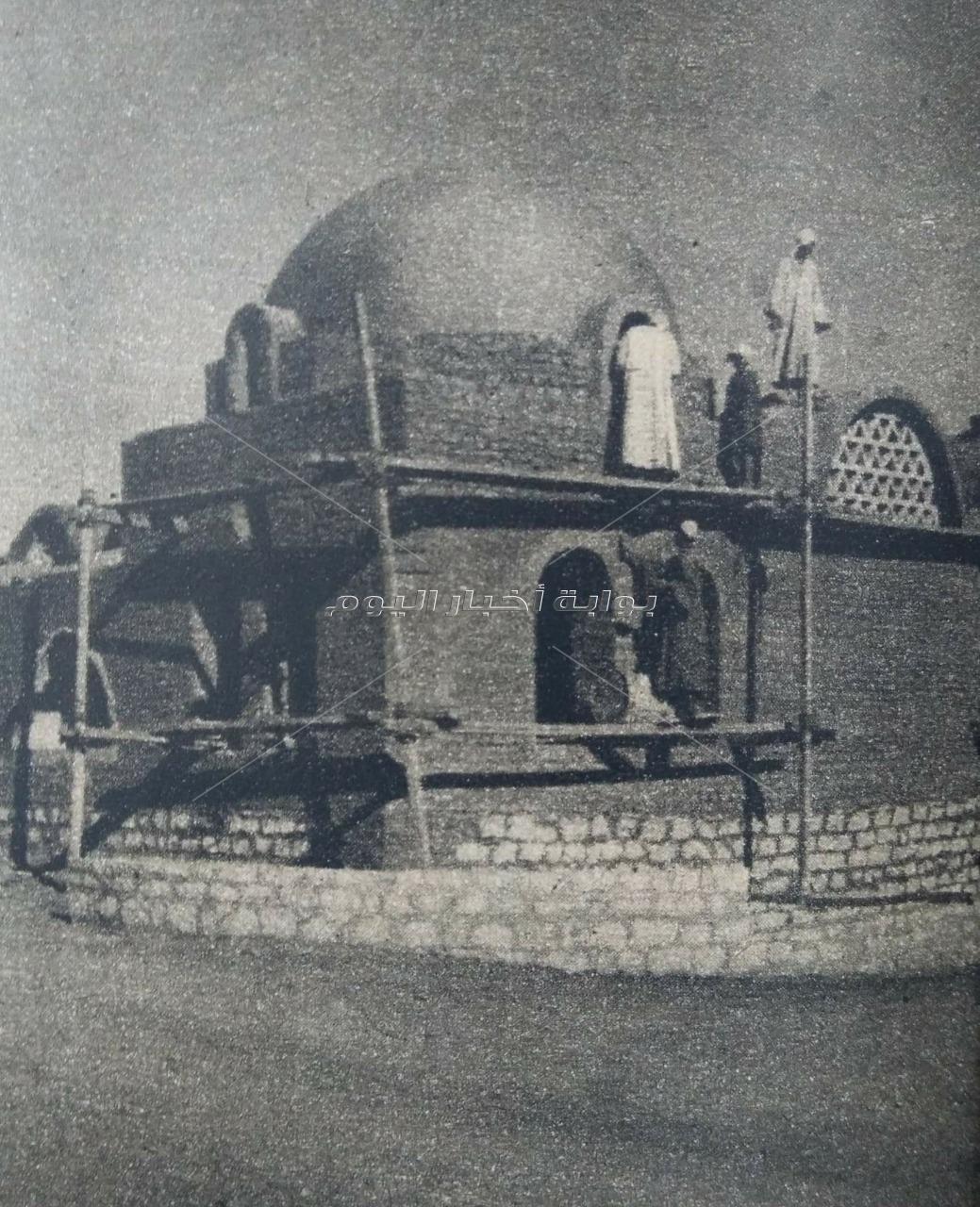 قرية مصرية تقدس الشمس