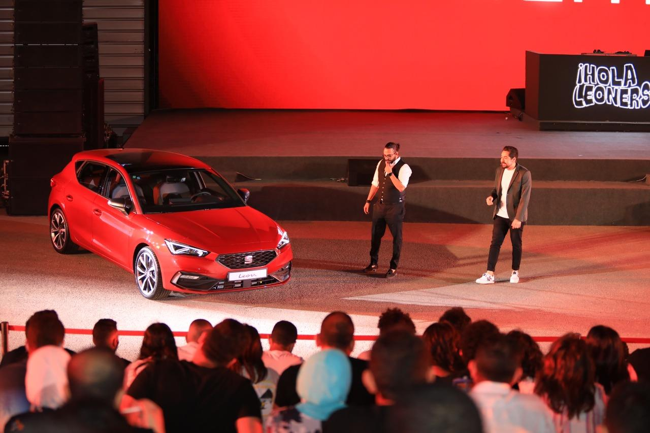 """""""كيان إيجيبت"""" تُطلق الجيل الرابع الجديد كليًّا من سيات ليون في السوق المصري"""