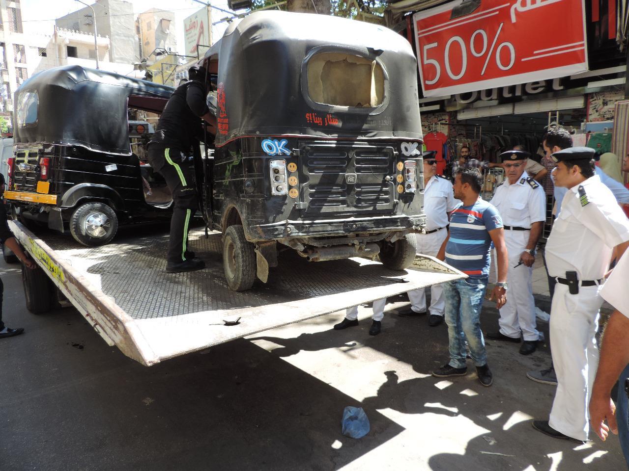 حملة أمنية بالإسكندرية