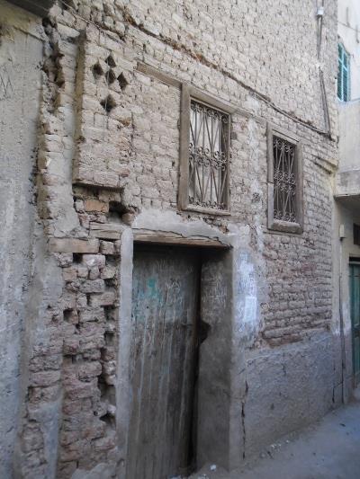 منزل البابا شنودة الذي ولد فيه
