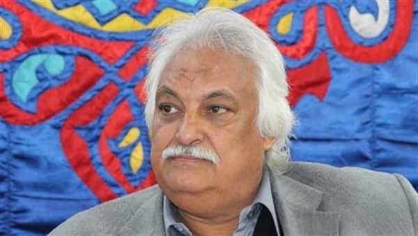 أحد أبرز النقابيين القدامى محمد سالم نائب رئيس الاتحاد ورئيس النقابة العامة للزراعة والرى