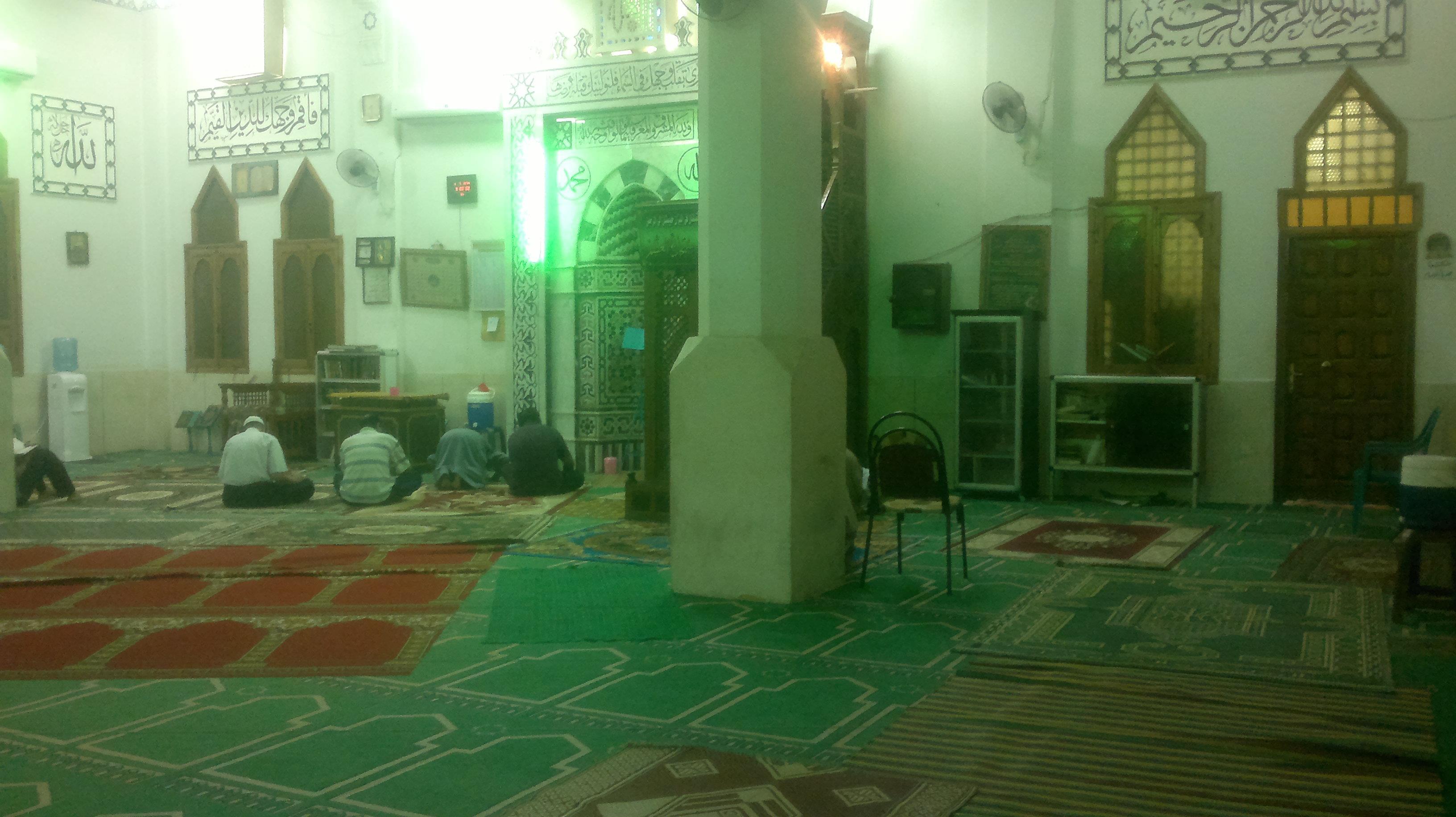 مسجد العارف بالله السيوطي