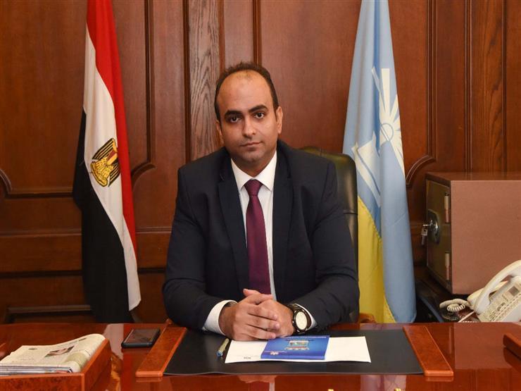 أحمد جمال نائب محافظ الإسكندرية