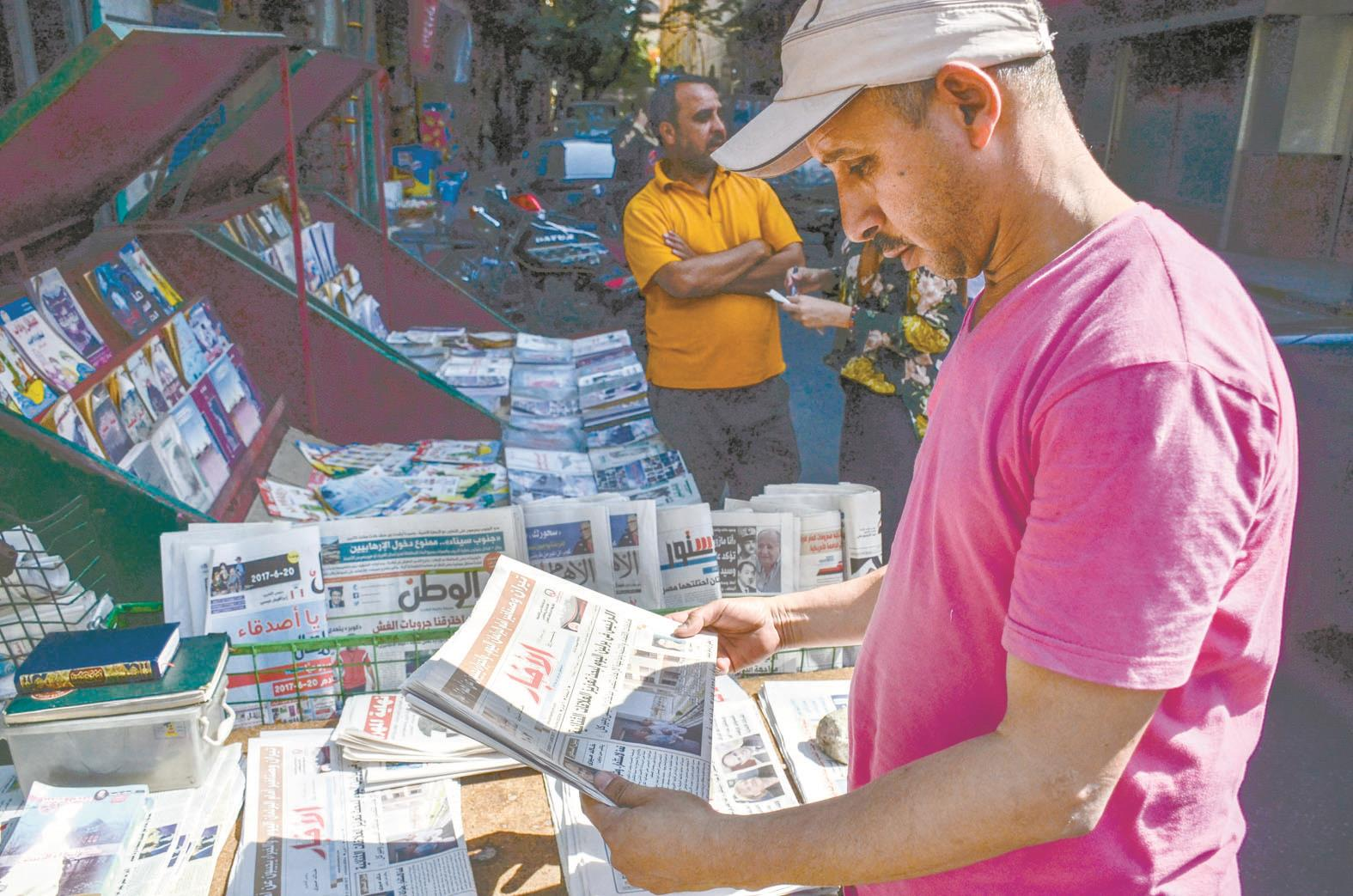 الصحافة ساهمت فى تشكيل وعى المواطن المصرى