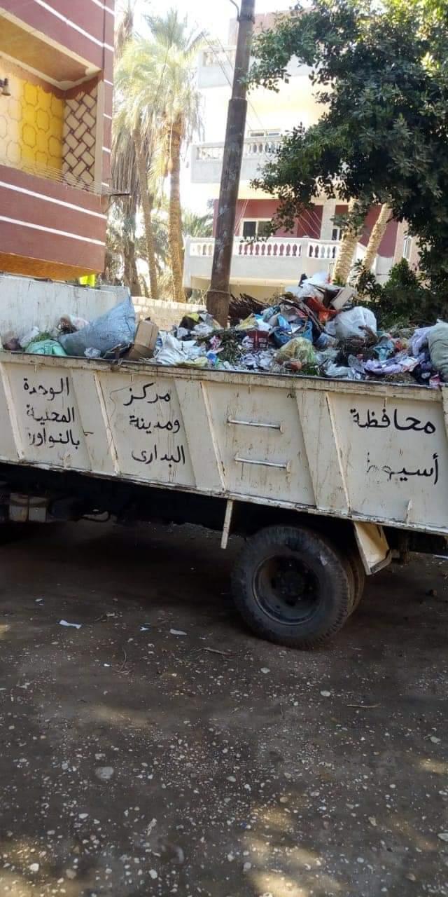 حملات رفع القمامه